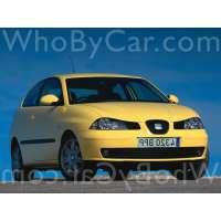 Поколение SEAT Ibiza III 3 дв. хэтчбек