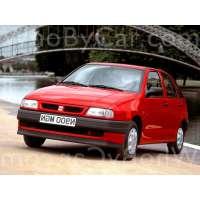 Поколение SEAT Ibiza II 5 дв. хэтчбек