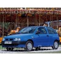 Поколение SEAT Ibiza II 3 дв. хэтчбек