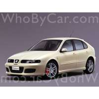 Поколение SEAT Leon Cupra I