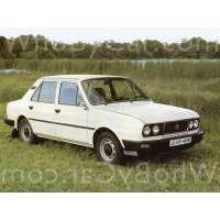 Поколение Skoda 100 Series II седан