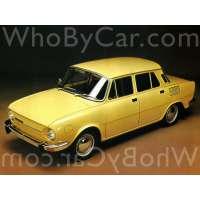 Поколение Skoda 100 Series I седан
