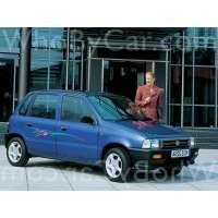 Поколение Suzuki Alto IV 5 дв. хэтчбек
