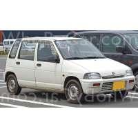 Поколение Suzuki Alto III