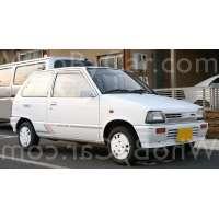 Поколение Suzuki Alto II