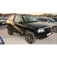 Поколение Suzuki Grand Vitara II открытый внедорожник рестайлинг