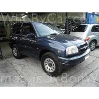 Поколение Suzuki Grand Vitara II 3 дв. внедорожник