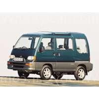 Поколение Subaru Domingo II