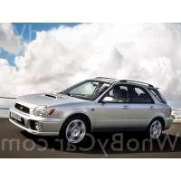 Поколение Subaru Impreza WRX II 5 дв. универсал