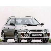 Поколение Subaru Impreza WRX I 5 дв. универсал