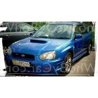 Поколение Subaru Impreza WRX STi II 1 рестайлинг