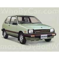 Поколение Suzuki Swift I