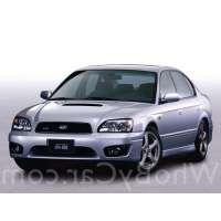 Поколение Subaru Legacy III седан