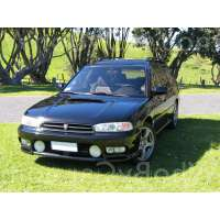 Поколение Subaru Legacy II 5 дв. универсал