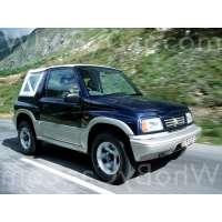 Поколение Suzuki Vitara I открытый внедорожник