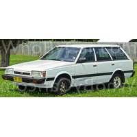 Поколение Subaru Leone III 5 дв. универсал