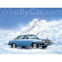 Поколение Subaru Leone II купе