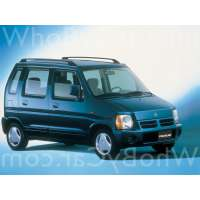 Поколение Suzuki Wagon R I