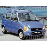 Поколение Suzuki Wagon R+ I