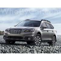 Поколение Subaru Outback V