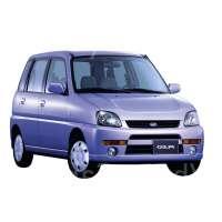 Поколение Subaru Pleo I 2 рестайлинг