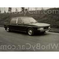 Поколение Tatra T613 кабриолет
