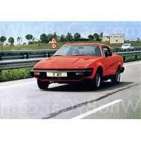 Поколение Triumph TR7 купе