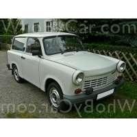 Поколение Trabant 1.1 3 дв. универсал