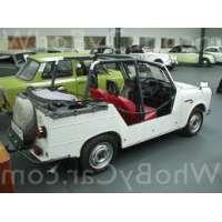 Поколение Trabant 1.1 кабриолет