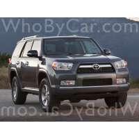 Поколение Toyota 4Runner V