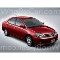 Поколение Toyota Allion I