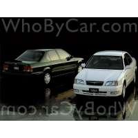 Поколение Toyota Camry (Japan) V40