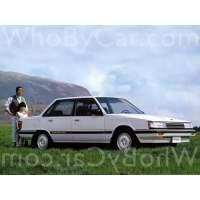 Поколение Toyota Camry (Japan) V10 лифтбек