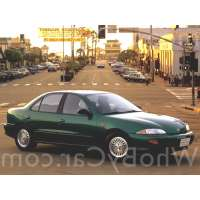 Поколение Toyota Cavalier седан