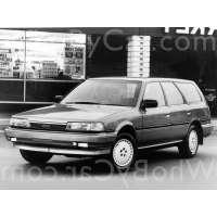 Поколение Toyota Camry II (V20) 5 дв. универсал