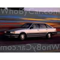 Поколение Toyota Camry I (V10) лифтбек