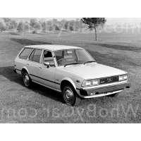 Поколение Toyota Corona VI (T130) 5 дв. универсал