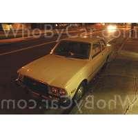 Поколение Toyota Corona V (T100, T110, T120) 2 дв. седан