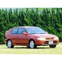 Поколение Toyota Corolla VII (E100) 3 дв. хэтчбек