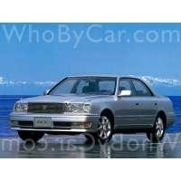 Поколение Toyota Crown X (S150)