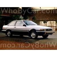 Поколение Toyota Corolla V (E80) купе
