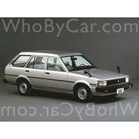 Поколение Toyota Corolla IV (E70) 5 дв. универсал