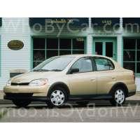 Поколение Toyota Echo седан