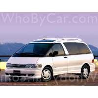 Поколение Toyota Estima I