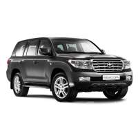 Поколение Toyota Land Cruiser 200 Series
