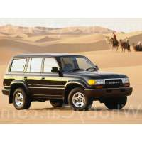 Поколение Toyota Land Cruiser 80 Series