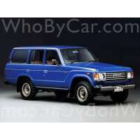 Поколение Toyota Land Cruiser 60 Series