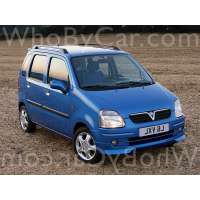 Поколение Vauxhall Agila A