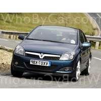 Поколение Vauxhall Astra H 3 дв. хэтчбек