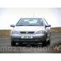 Поколение Vauxhall Astra G купе